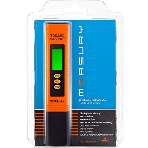 Measury EC Meter Tester TDS Messgerät