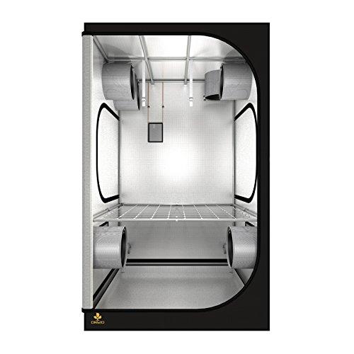 Growzelt Growschrank Secret Jardin Dark Room 120x120x200cm (DR120 V3.0)