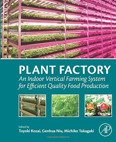 Plant Factory: An Indoor Vertical Farming