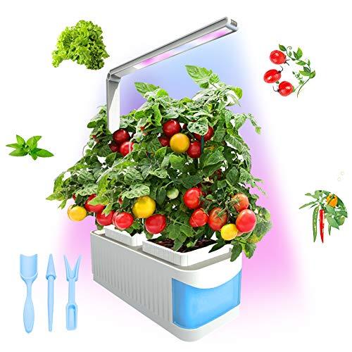 Intelligente Hydroponik-Gartenbeleuchtung, Indoor-Garten-Kit